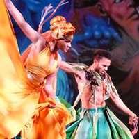 WORLD MYTHOLOGY, Latin Ballet of Virginia