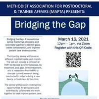 MAPTA Presents: Bridging the Gap: Cardiovascular Sciences