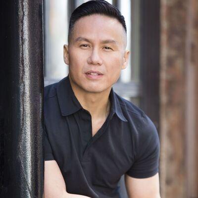 Enoch Pratt Free Library's Hackerman Foundation Best & Next Series: BD Wong