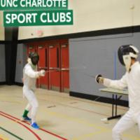 Fencing Club Practice