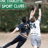 Men's Ultimate Club Practice