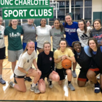 Women's Basketball Club Practice