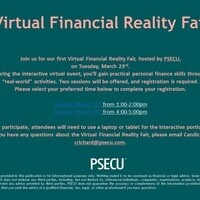 Financial Reality Fair | Business Services