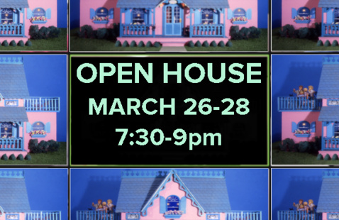 "Reed Theatre presents ""Open House"""