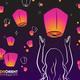 DisOrient lanterns