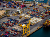 """Andrew Genn: Planes, Trains and Ultra Large Containerships: Living a """"Planner's"""" Dream"""
