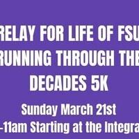 Running Through the Decades 5k