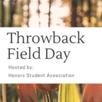 HSA Throwback Field Day