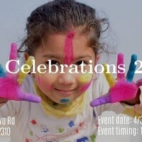 Holi Celebrations 2021