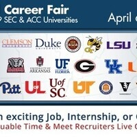 SEC-ACC Virtual Career Fair