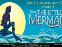 CM Performing Arts Center Presents: Disney's The Little Mermaid in The Noel S. Ruiz Theatre