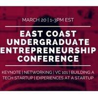 East Coast Undergraduate Entrepreneurship Conference | Baker Institute