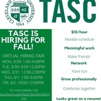 TASC Virtual Hiring Fair