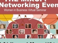 Women in Business THE MIXUP: A Networking Event