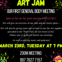 Artists for Change General Body Meeting | Wellness Week