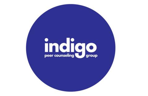 Indigo Peer Counseling logo