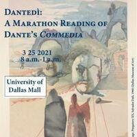 "Dantedì: A Marathon Reading of Dante's ""Commedia"""