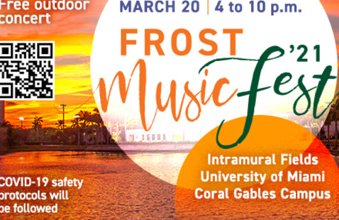 Frost Music Fest '21  - SOLD OUT