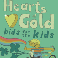 Hearts of Gold   Bids for the Kids: Virtual Benefit Auction