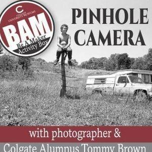 BAM (Be A Maker) Activity Box- Pinhole Cameras