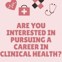 Clinical health graduate degree programs information session