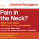 Pain in the Neck?