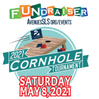 Hybrid Cornhole Tournament FUNdraiser & ONLINE Silent Auction - In-Person & Online