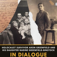 Yom HaShoah: In Dialogue with Holocaust Survivor Aron Greenfield
