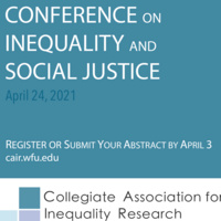 Conference on Inequality and Social Justice