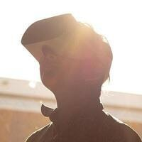 Alumni event   Talk with VR/AR expert Luis Blackaller
