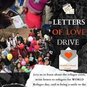 Letters of Love Drive