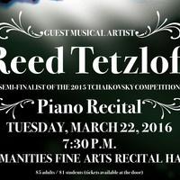 Reed Tetzloff