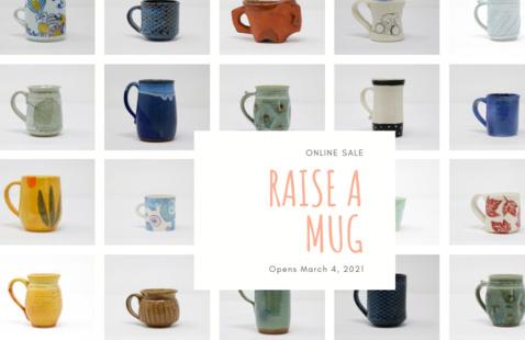 Raise A Mug online sale