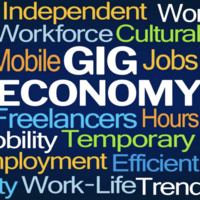 What if you could work from anywhere?  The new gig economy has arrived