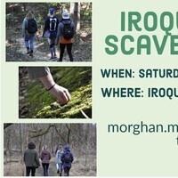 Iroquois Park Scavenger Hunt