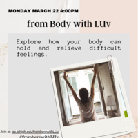 from Body with LUv | Wellness Week