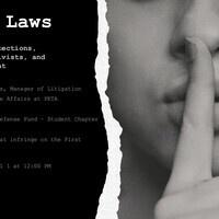 ALDF Speaker: Gabriel Walter on Ag-Gag Laws