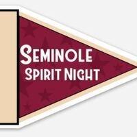 Seminole Spirit Night