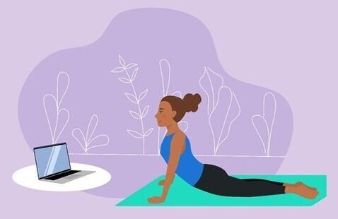 Friday Drop-in Yoga