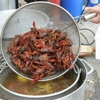 Crawfish Boil 3pm-3:45pm TABLE RESERVATION