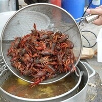Crawfish Boil 4pm-4:45pm TABLE RESERVATION