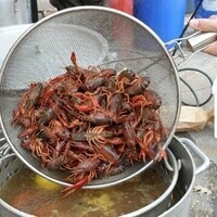 Crawfish Boil 6pm-6:45pm TABLE RESERVATION