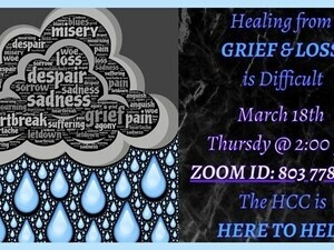 Struggling with Grief & Loss