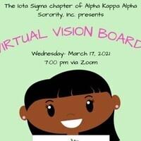 Virtual Vision Boards