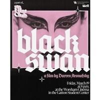 SOA's Cinema Series: Black Swan (Cancelled)