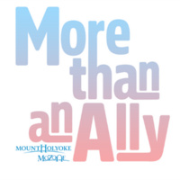 More Than An Ally Button and Laptop Stickers Give-a-way