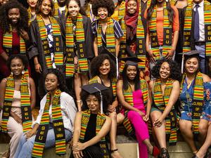 Black Student Graduation Celebration