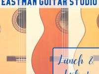 Lunch & Listen: Eastman Guitar Studio
