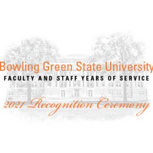 Faculty and Staff Years of Service 2021 Recognition Ceremony