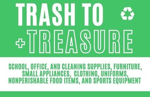 Trash to Treasure Collections